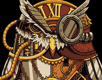 Steam Punk OWL