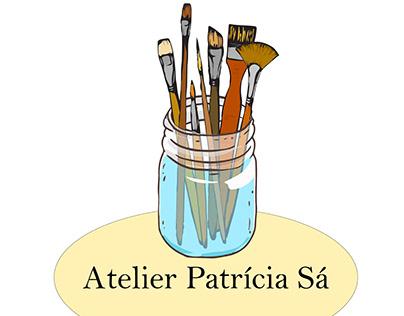 Estudo de Logo (Atelier Patricia Sá)