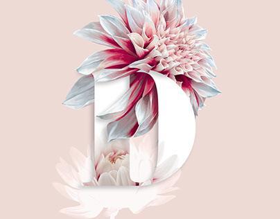 Floral | Wine Label