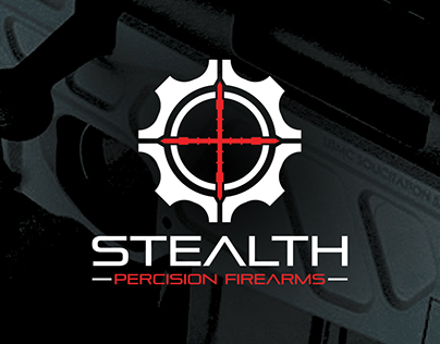 Stealth Percision Firearms logos