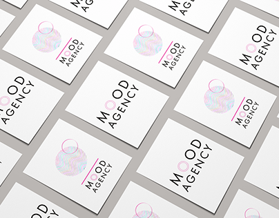 67 Logos Designathon: The Mood Agency Logo