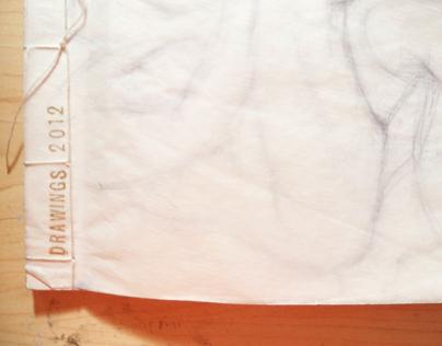 Sketchbook- selected 2012 drawings