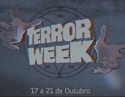 Vídeo de divulgação Terror Week