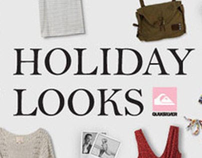 Quiksilver Women - #5 Holiday Looks