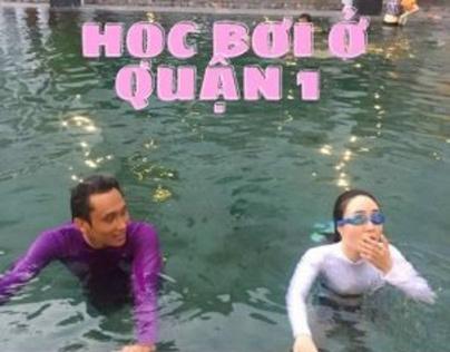 Học bơi quận 1