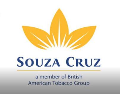Edição e videografismo: Vídeos corporativos Souza Cruz