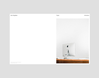 Kevin Magalhaes - Web Design