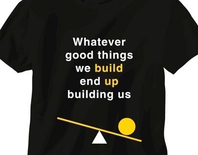 UPSTUDIO Promotion T-shirt