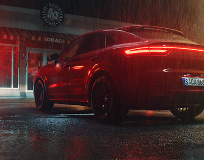 THE NEW CAYENNE GTS MODELS. NOW WITH A V8 ENGINE.