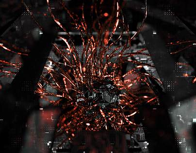 The Dark Neuron Incubator Ship From Sector 76A