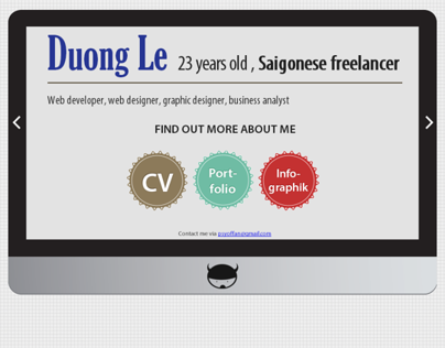 Duong Le - Personal Website