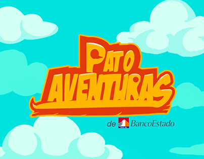 Visual development PatoAventuras Banco de estado Chile