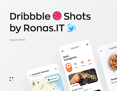 Monthly UI/UX Design Inspiration   August 2020