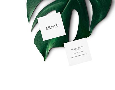 AUMAR Swimwear Branding