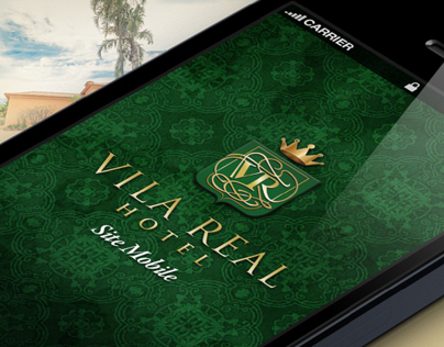 Vila Real - Site Mobile