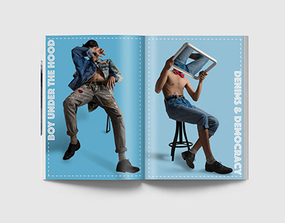 Blue Confession   Fashion Catalogue And Video