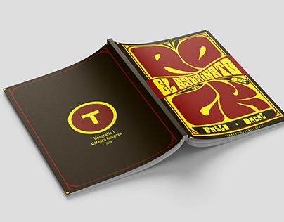 Fanzine tipografía como imagen - TP Final Tipografía 1