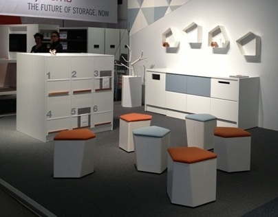 Exhibition stand TreCe