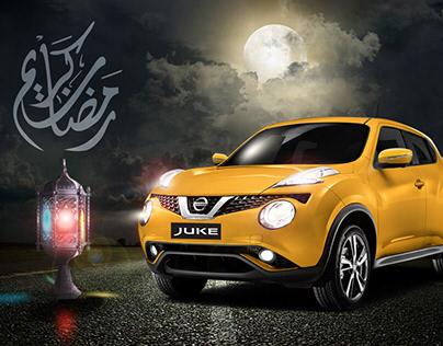 Nissan   Ramadan Kareem
