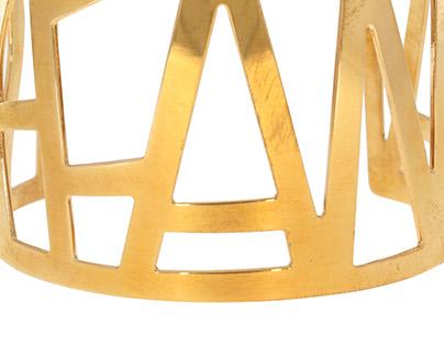 STEFANIA / Bracciale in oro
