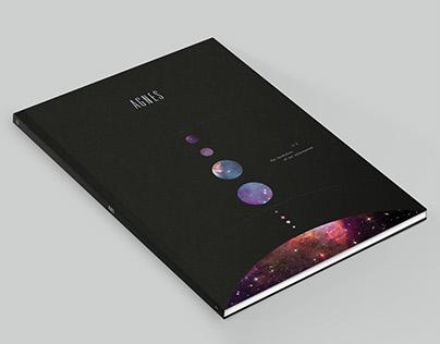 - Coverdesign - AGNES Magazine