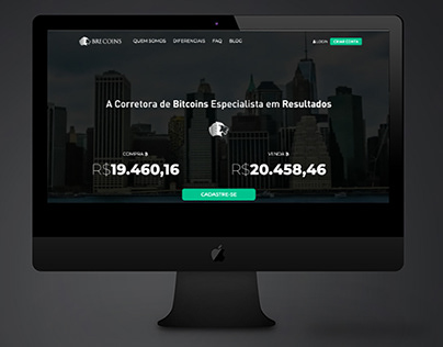 Site - BRE Coins - WordPress