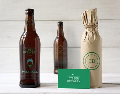 Cybeer Brewery packaging