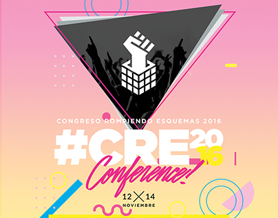 CRE2016 - Conference