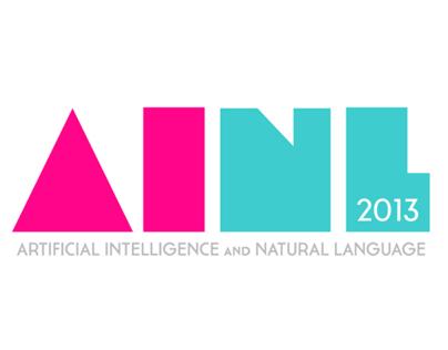 AINL CONFERENCE | logo design