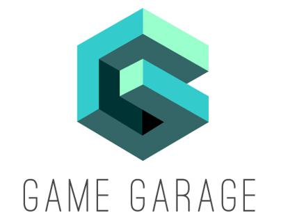 GAME GARAGE | logo design