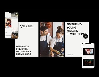 Branding | Yuki Culture