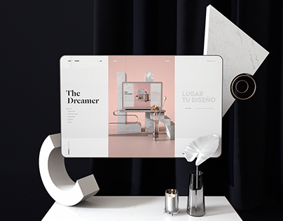 The Dreamer Free Bundle Mockups