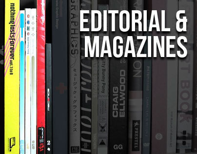 Some work in Editorials & Magazines