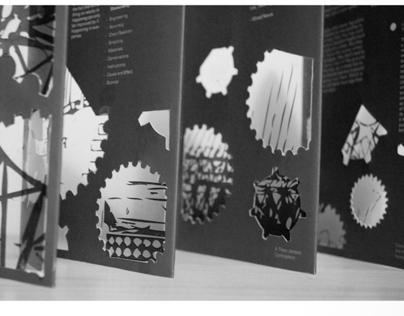 Brochure Design Kinetic Science