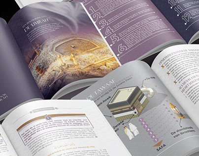Islamic Booklet and the Internal Layout