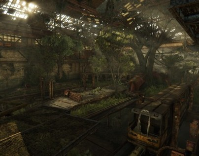 Crysis 3 MP - Penn Depot