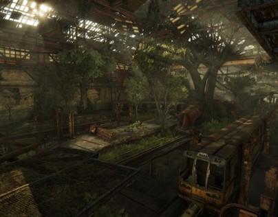 Crysis 3 MP - Penn Depot