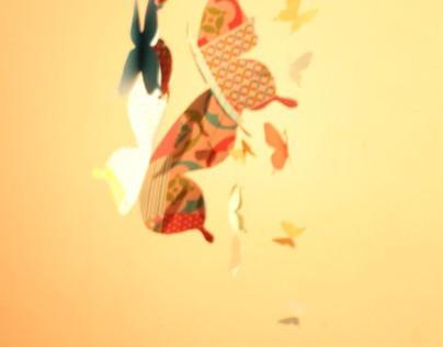 Dulces mariposas - FOTOGRAFÍA CONCEPTUAL
