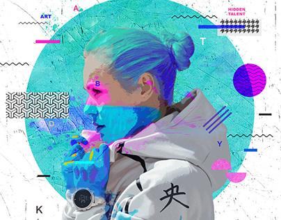 Creative Ninja / Duilorem Post 235/365