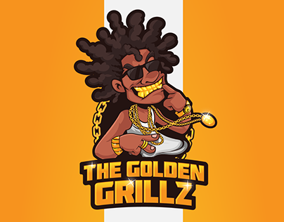 THE GOLDEN GRILLZ