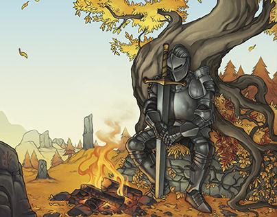 Knights' Repose
