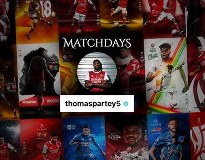 Thomas Partey - Official Matchdays #02