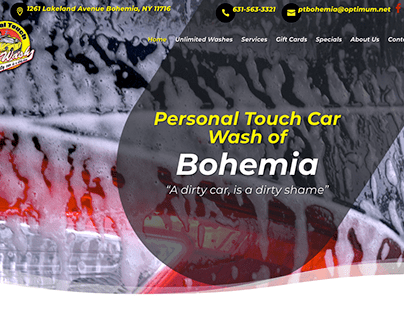 Personal Touch CarWash