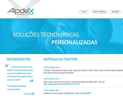 Alpdex