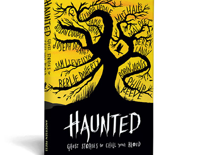 Haunted, Ghost Stories to Chill Your Blood