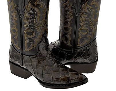What Do You Think About Pirarucu Boots?