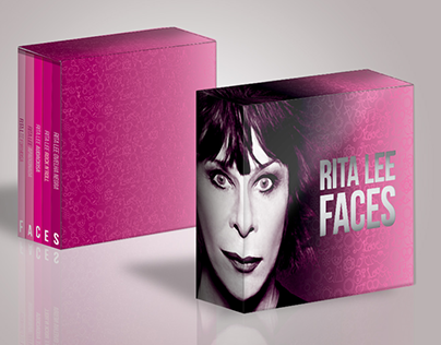 Projeto BOX CDs Rita Lee