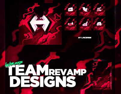 Team-Revamp Designs
