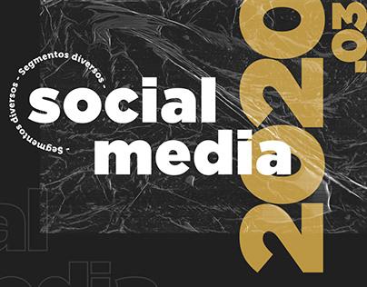 Social Media - 2020/03 Diversos