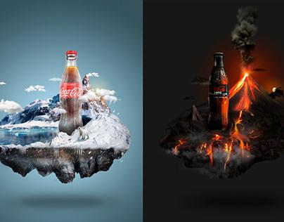 Cola key visual